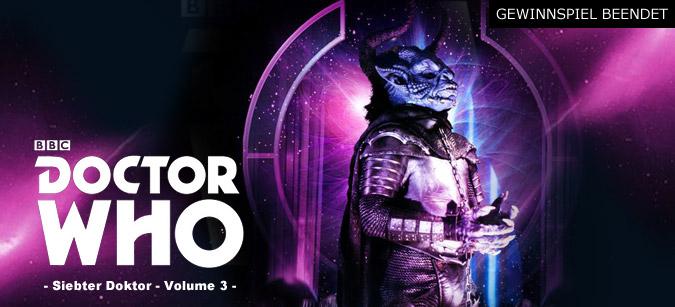 Doctor Who – Siebter Doktor – Volume 3 © Pandastorm Pictures