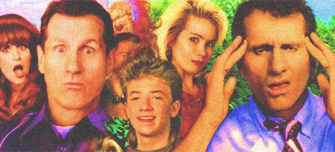 Eine schrekclich nette Familie