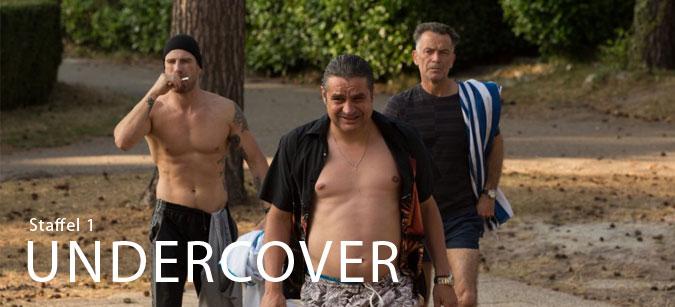 Undercover, Staffel 1