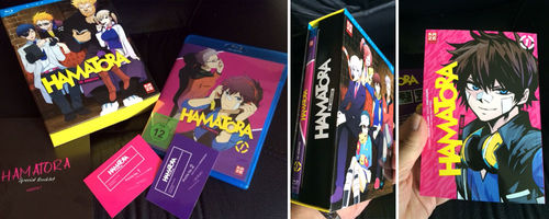 Hamatora - The Animation  © © Cafe Nowhere / Hamatora Committee