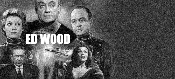 Ed Wood's Plan 9 from outer space